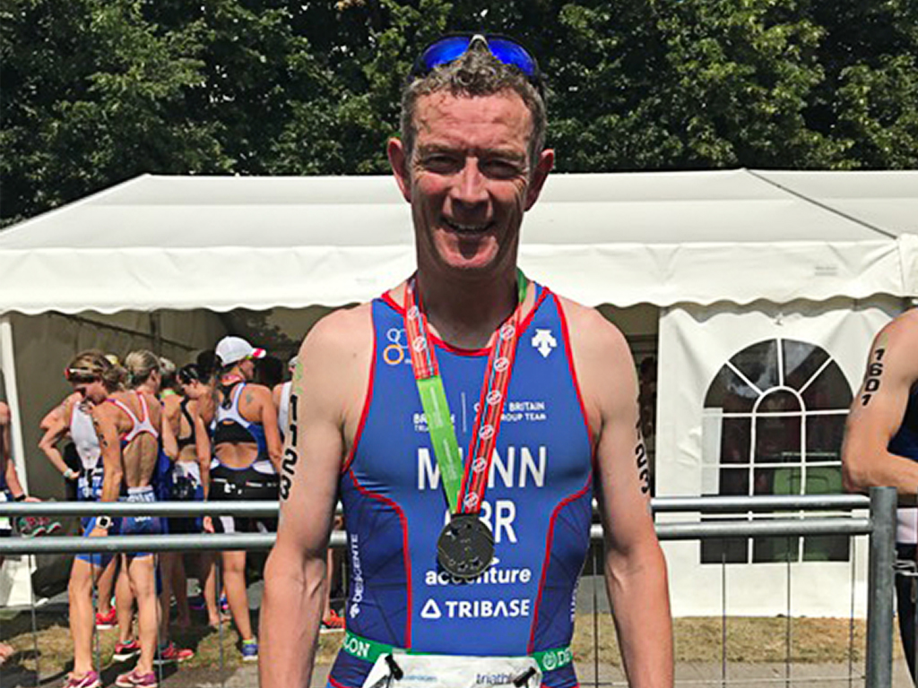 Cordatus GB Triathlon Team Gavin Munn
