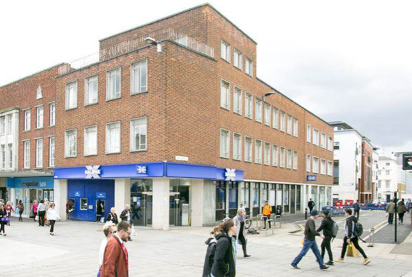 Cordatus Makes £4m Southampton Retail Investment