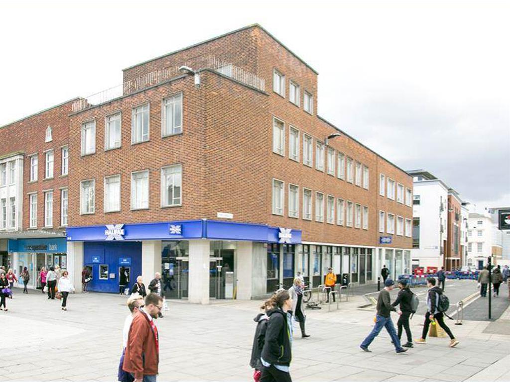 Cordatus Makes £4m Southampton Retail Investment